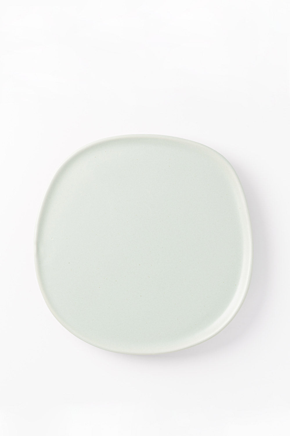 Ripple Dinner Plate in Celadon