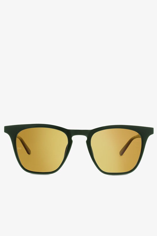 Rocket 88 Full Green Sunglasses