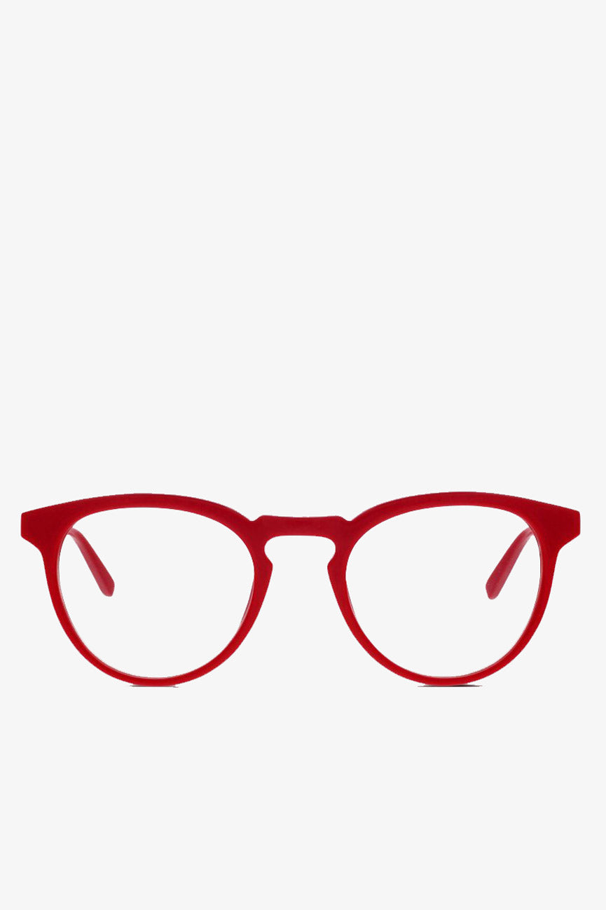 St. Louis Red Optical Glasses