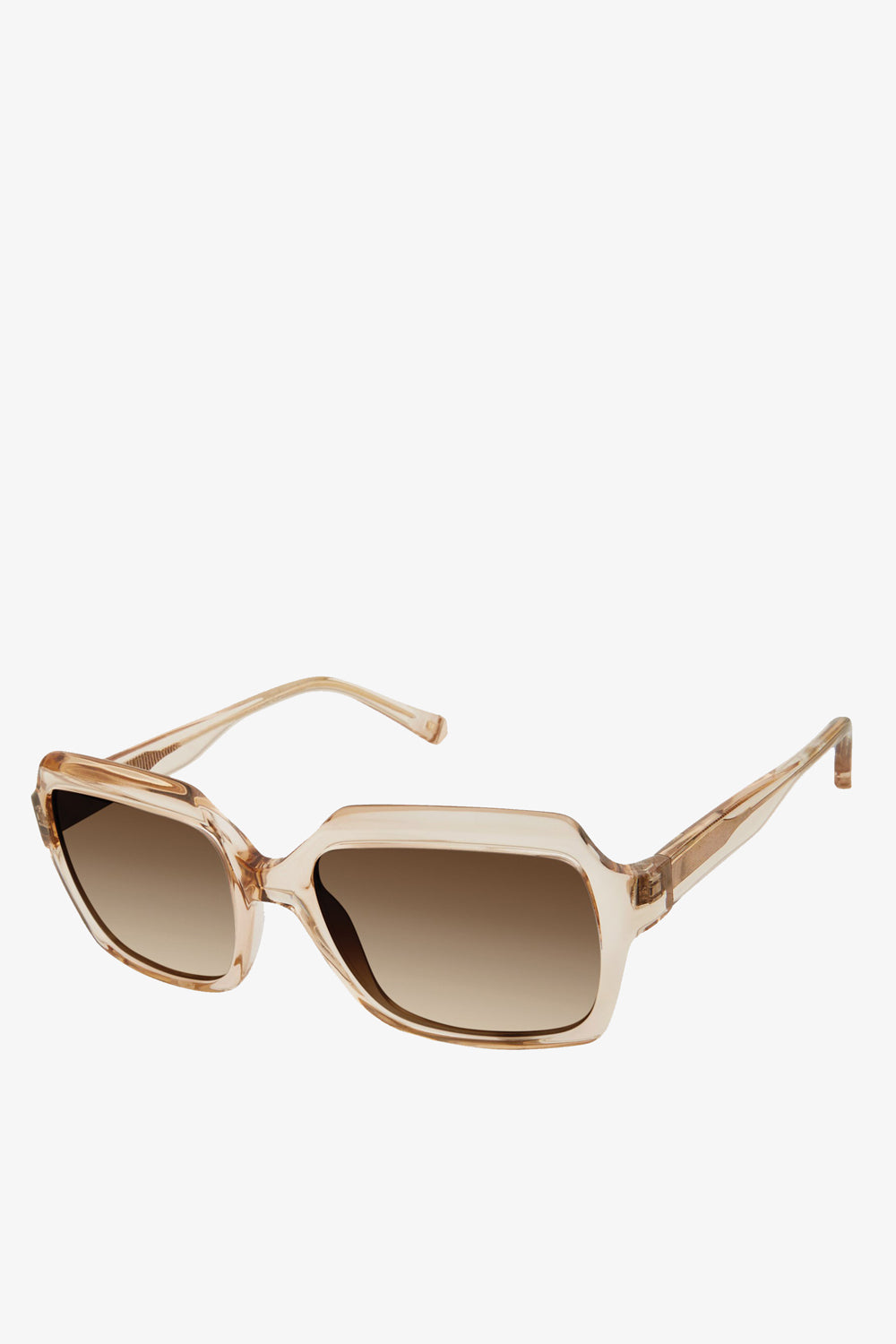 Toni Sunglasses in Brown