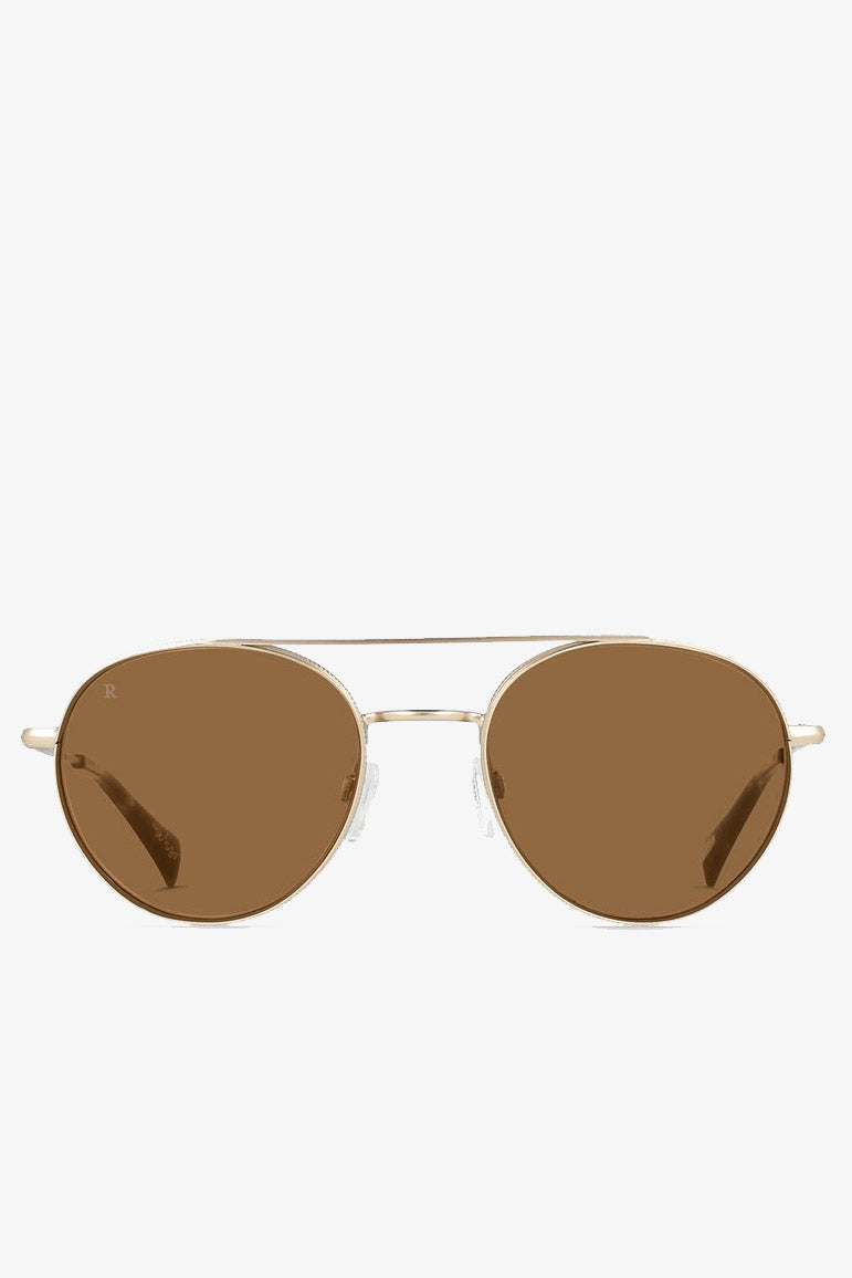 Aliso Sunglasses in Satin Gold