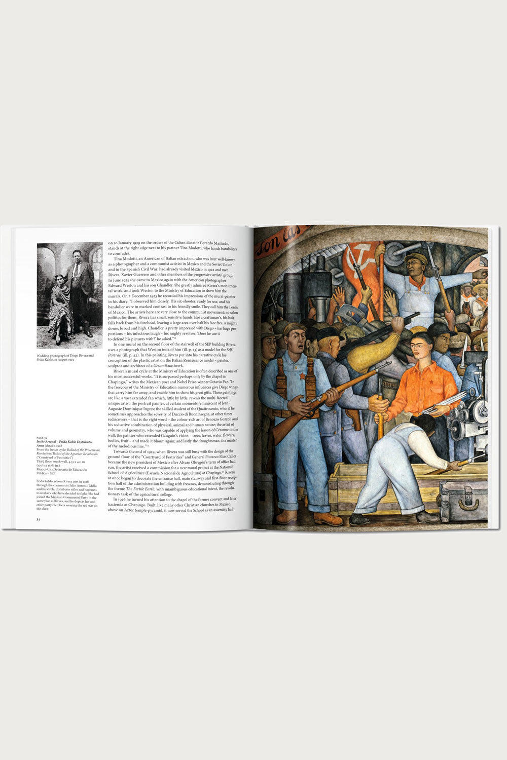 Diego Rivera Hardcover