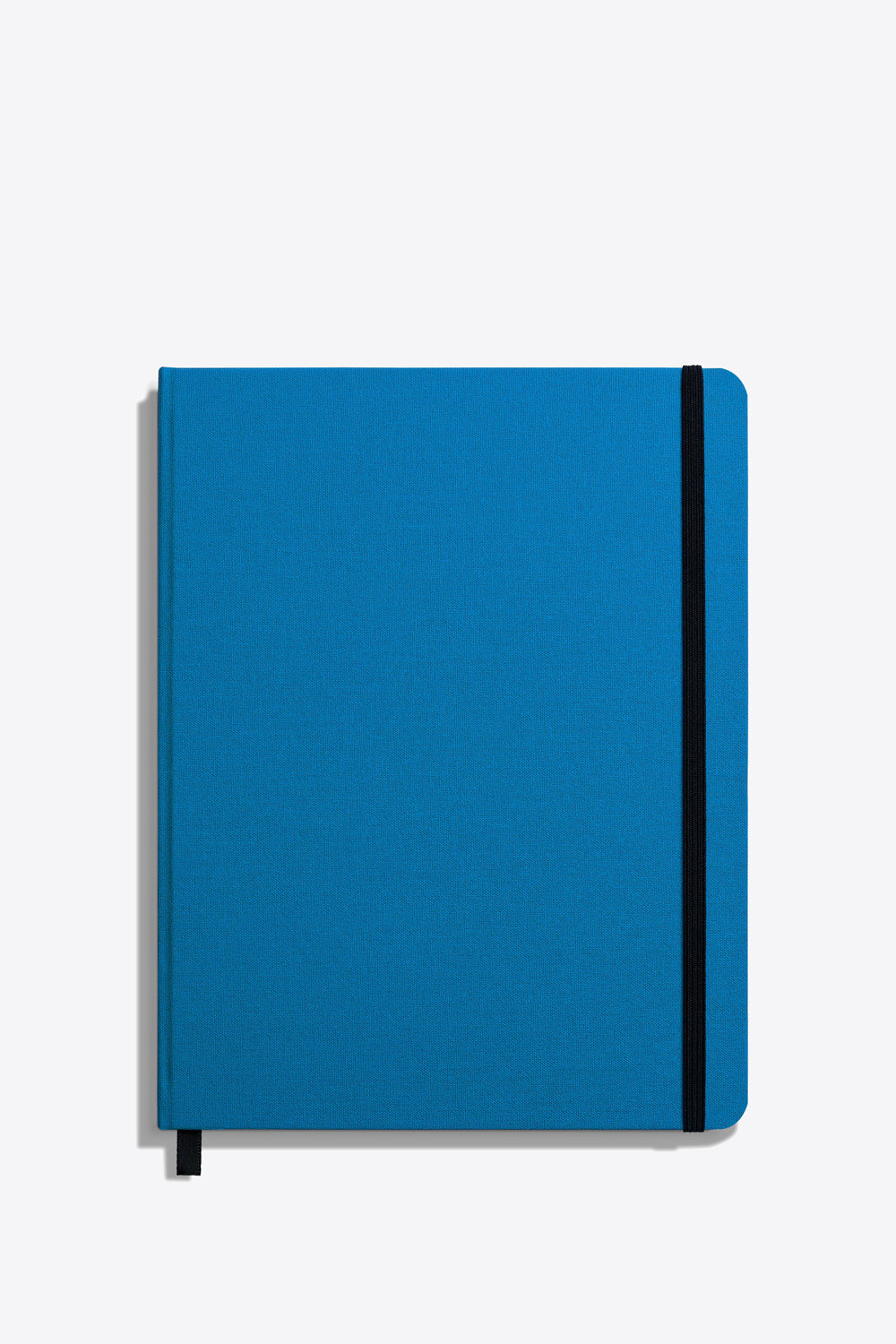 Large Hard Ruled Journal in Blue