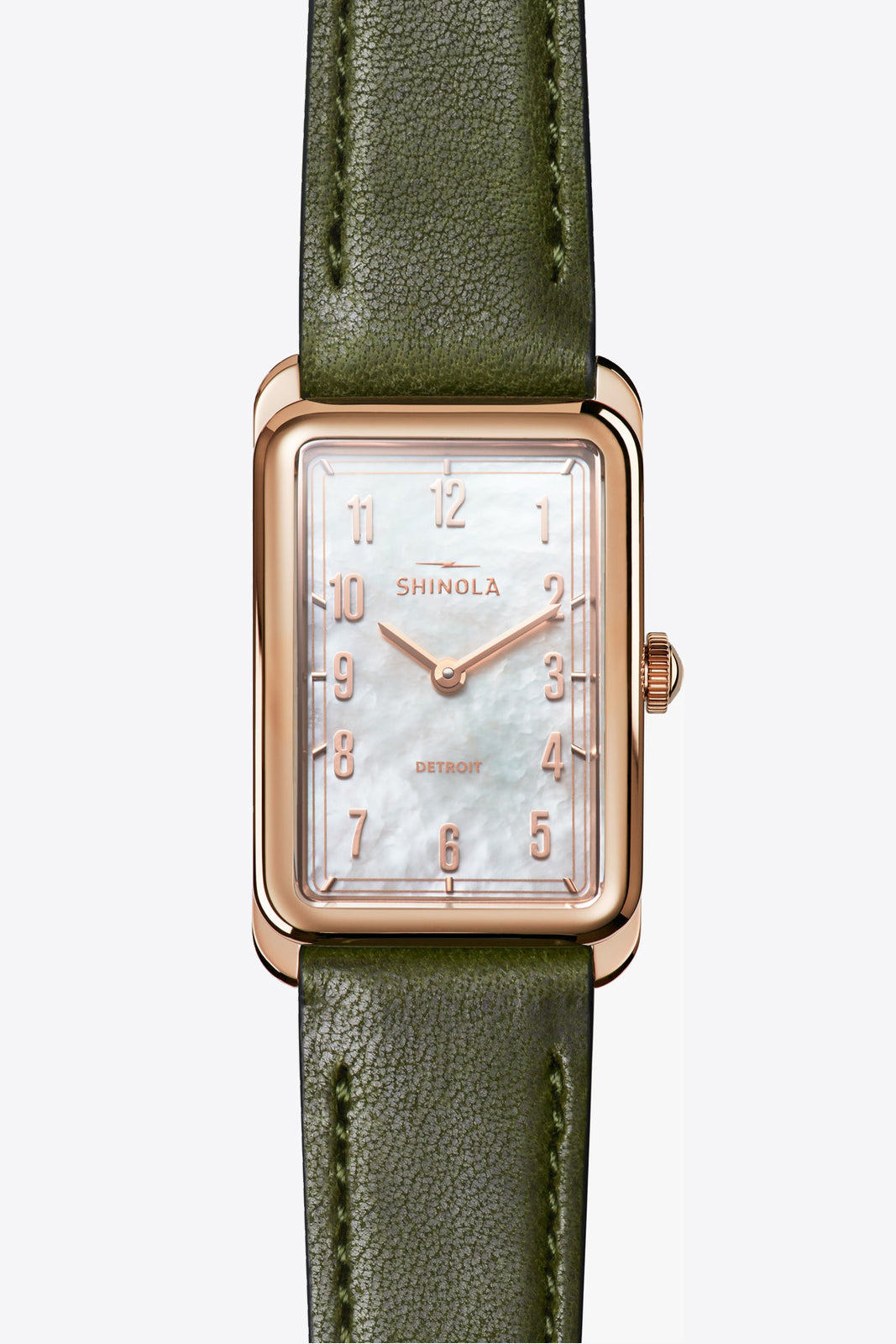 Muldowney 24x32mm Watch in Spruce