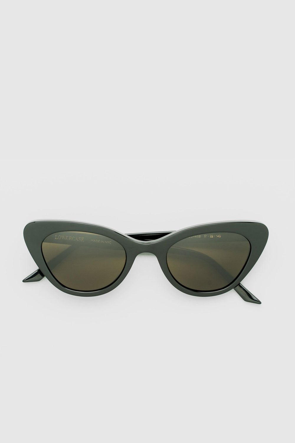 Steeplechase Sunglasses in Black