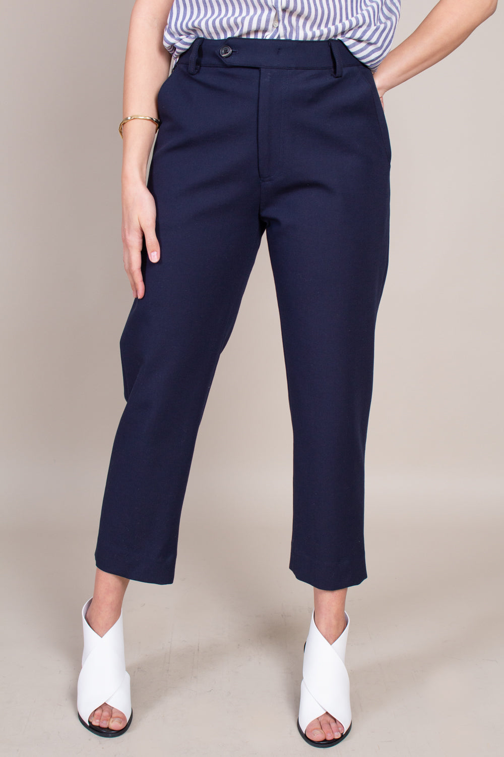 Murray Pant in Navy