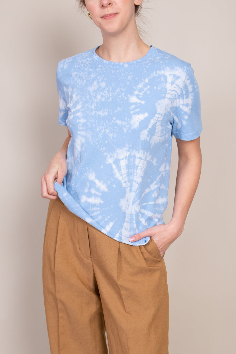 Boy Tee in Blue Constellation