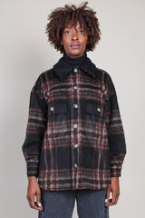 Wilson Jacket in Black Multi