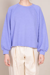Xirena Dutch Sweatshirt in Sea - Vert & Vogue