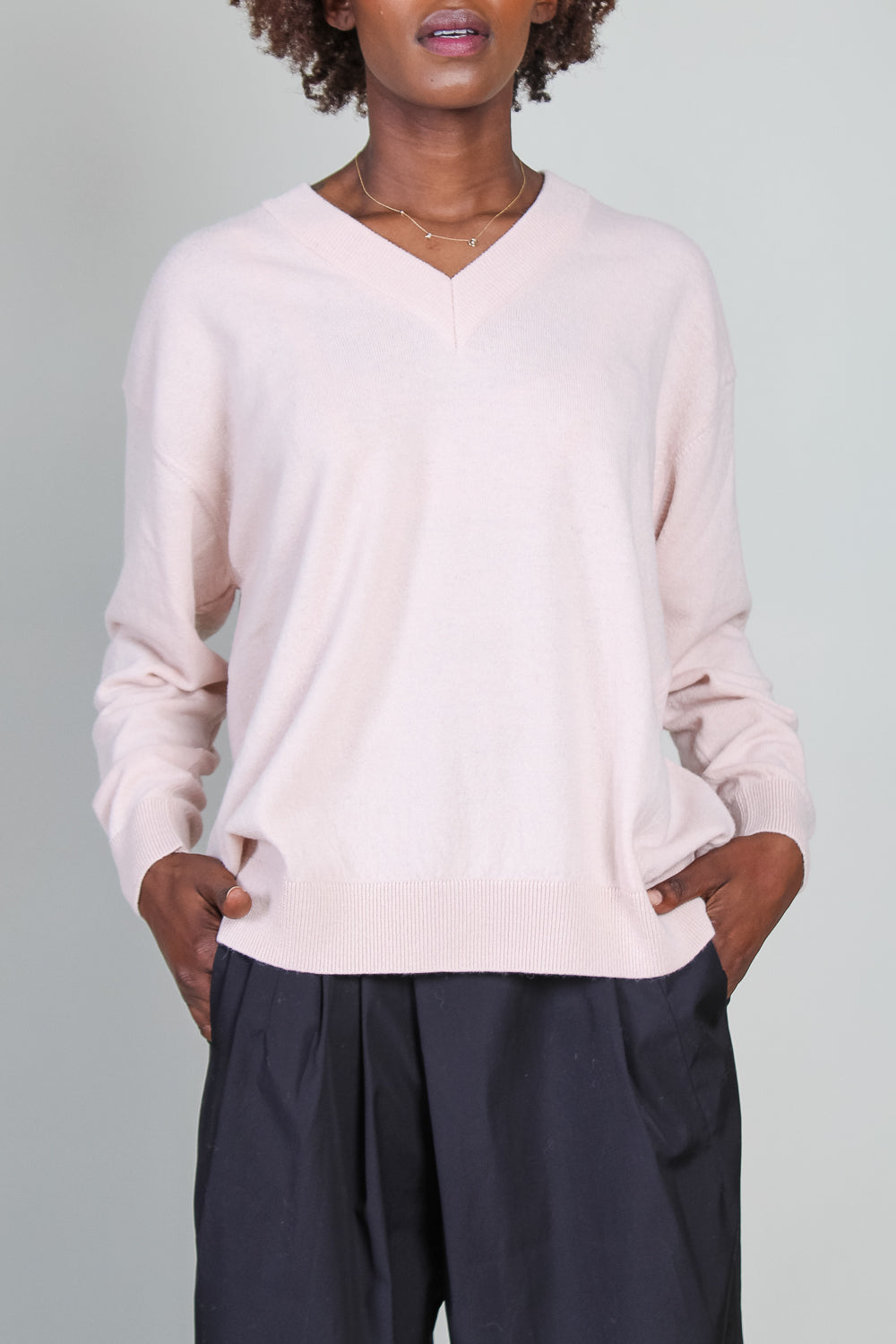 Khage Sweater in Rosa