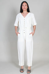 Zeolight Jumpsuit in Cream