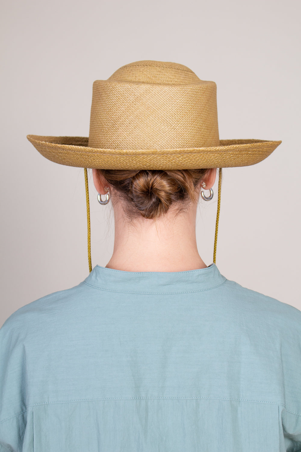 Gambler Hat in Khaki