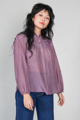 Ryleigh Shirt in Raw Amber
