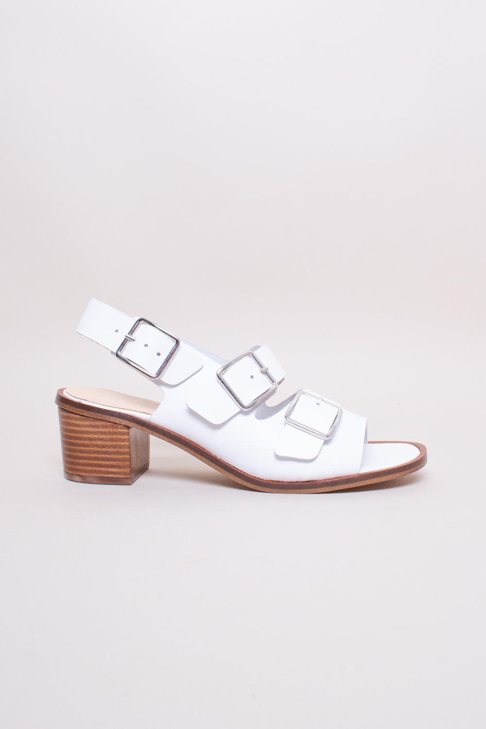 Jill Sandal in White