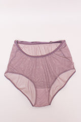 Only Hearts Whisper Ballerina Brief in Smokey - Vert & Vogue