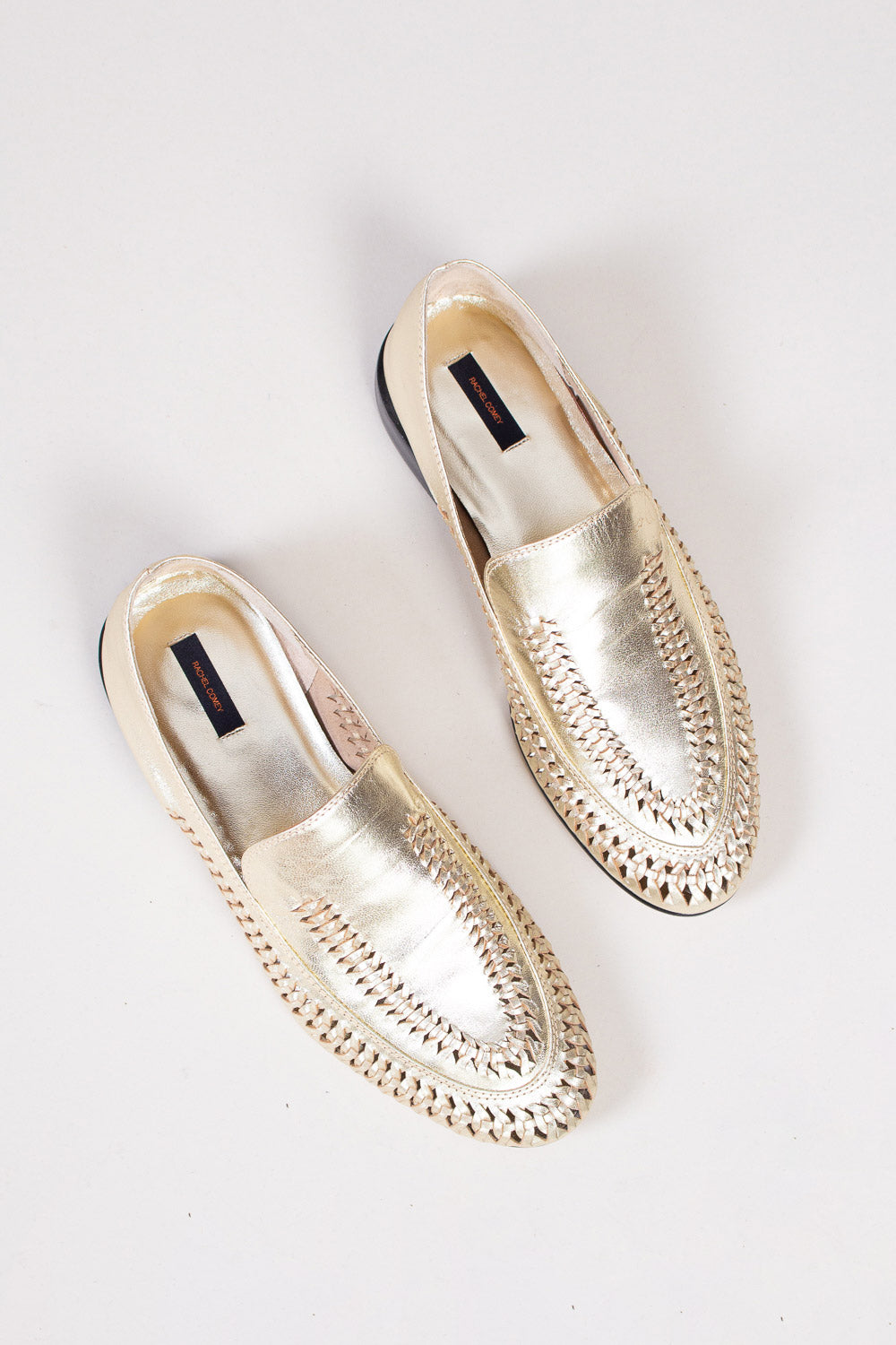 Folar Flat in Gold