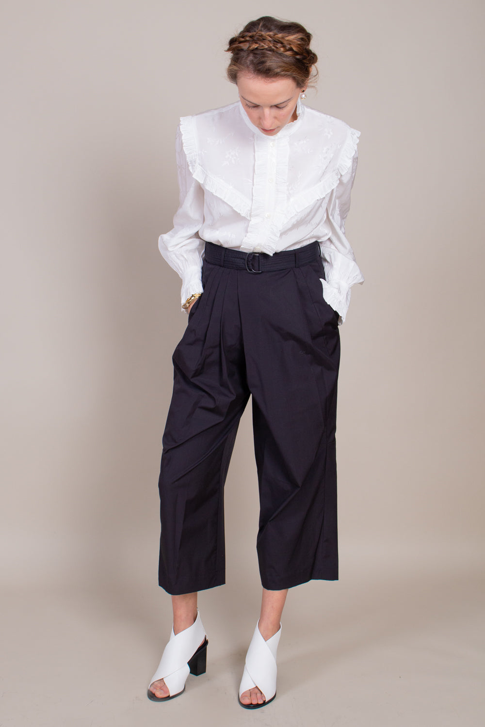 Pili Pant in Black