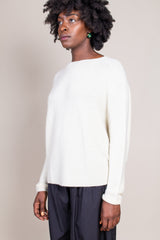 Kasima Sweater in Ecru