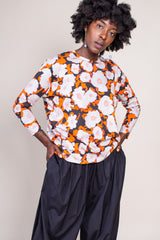 Turas Top in Poppy Fire