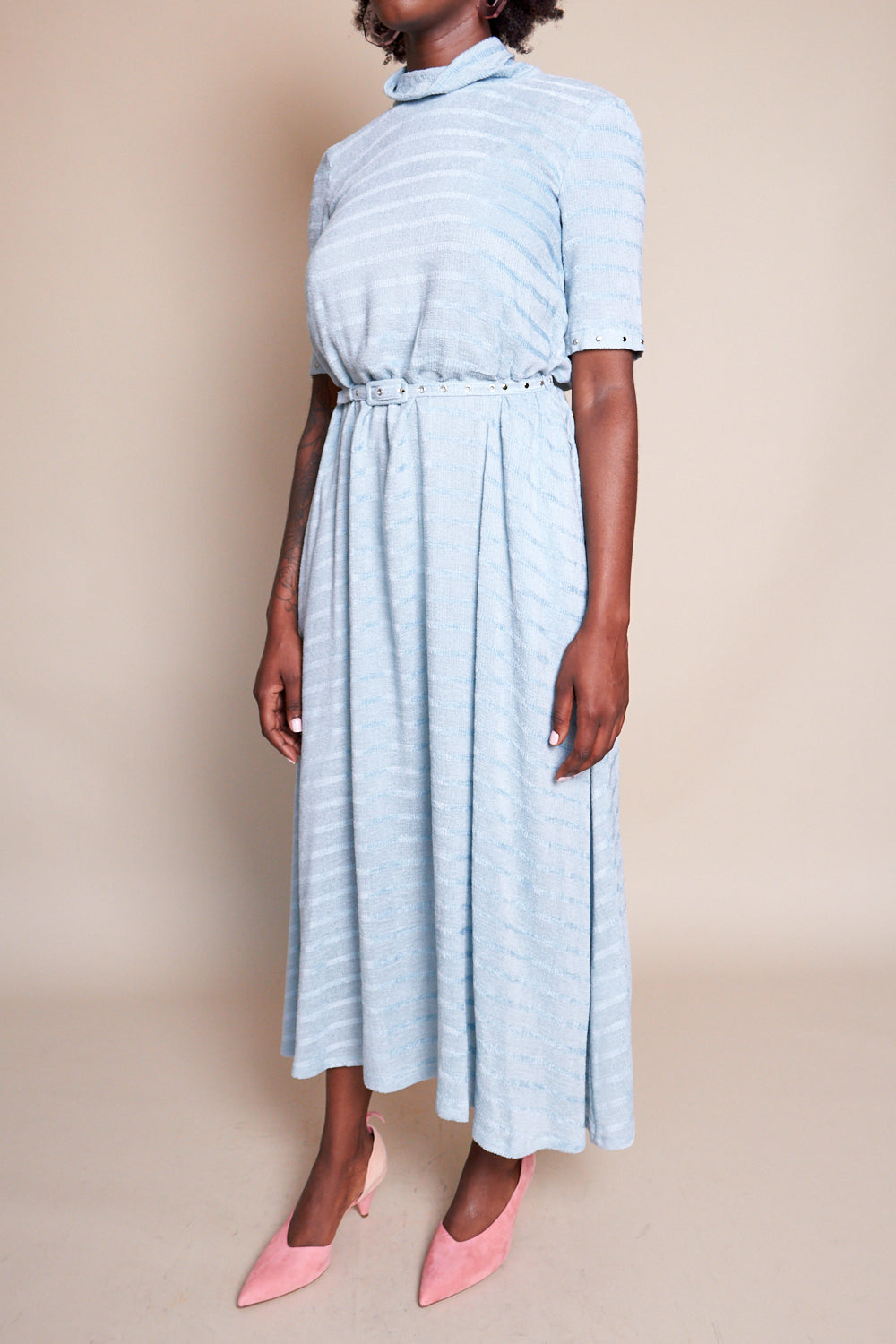 Sola Dress in Seafoam