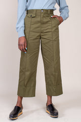 Maine Pant in Olive