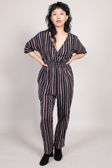 Ace and Jig Bianca Jumpsuit in Spellbound - Vert & Vogue