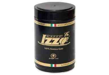 Caffe Izzo Gold 100% Arabica whole beans 250gr (8.8oz) tin
