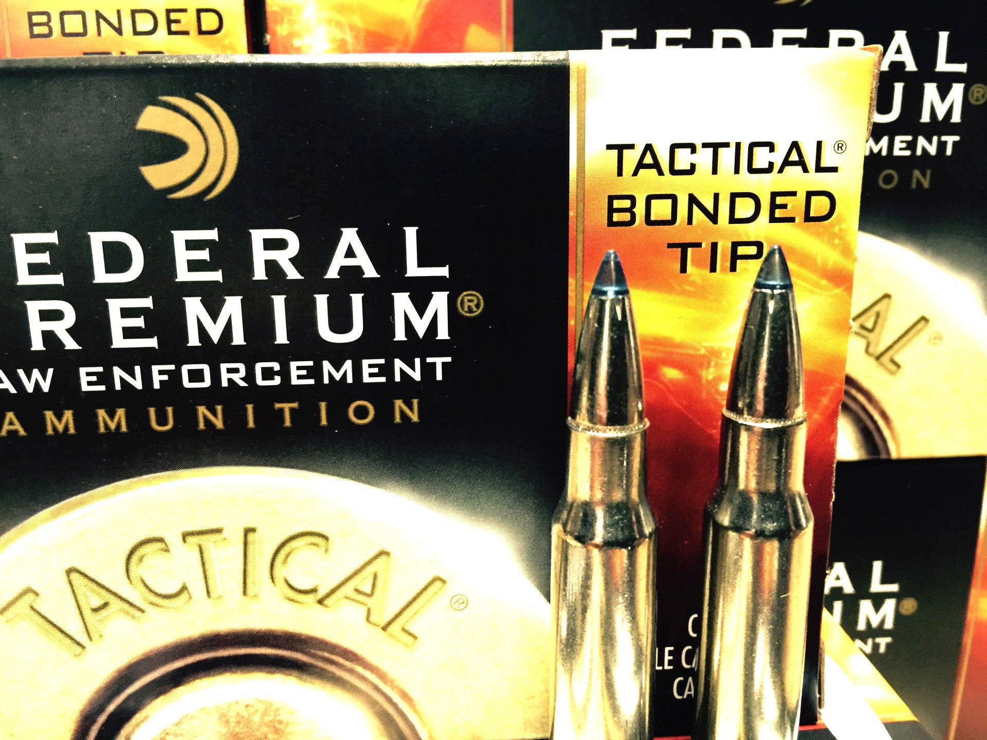 Ammunition: New, factory made, self-defense and range ammo  Tagged
