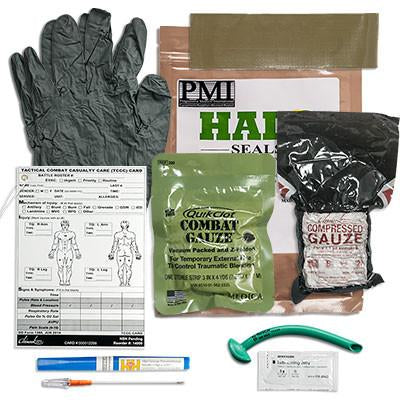 Ballistic Off-Body Bag (B.O.B.B.) Med Kit