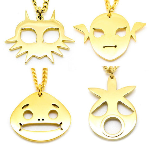 Majoras Mask Necklace Set - ZoS - Premium Gaming Memorabilia  - 1