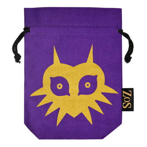 Majora's Mask Limited Edition Drawstring Bag - ZoS - Premium Gaming Memorabilia