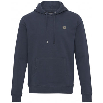 Clean Cut Copenhagen - 100% Organic cotton hoodie - Navy