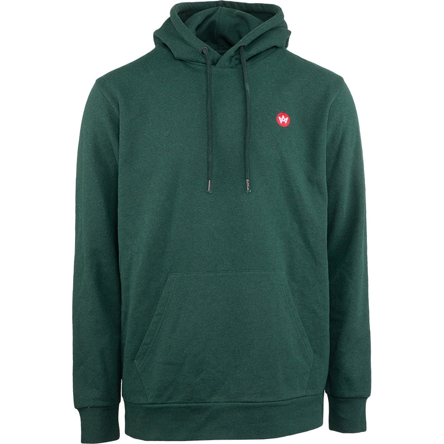 Kronstadt - Lars Recycled Cotton Hoodie - Khaki Green