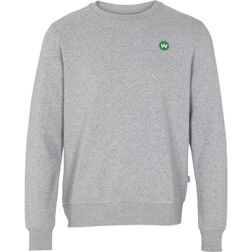 Kronstadt - Lars Recycled Cotton Sweat - Twilight