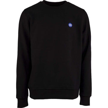 Kronstadt - Lars Recycled Cotton Sweat - Black