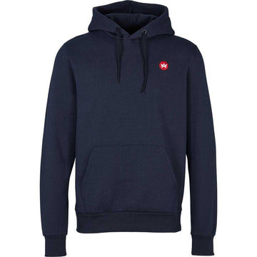 Kronstadt - Lars Recycled Cotton Hoodie - Navy