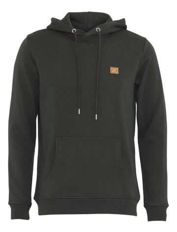 Clean Cut Copenhagen - 100% Organic Cotton Hoodie - Bottle Green