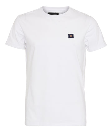 Clean Cut Copenhagen - 100% Organic Cotton T-Shirt - White