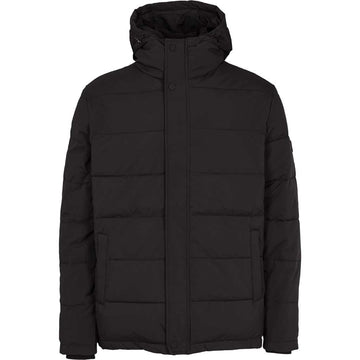 Kronstadt - Recycled Hooded Puffer - Black