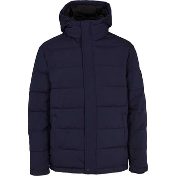 Kronstadt - Recycled Hooded Puffer - Navy