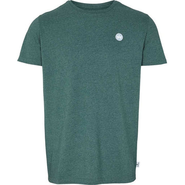 Kronstadt - Timmi Recycled cotton t-shirt - Olive