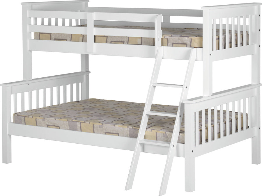 Neptune Triple Sleeper Bunk Diamond Furniture