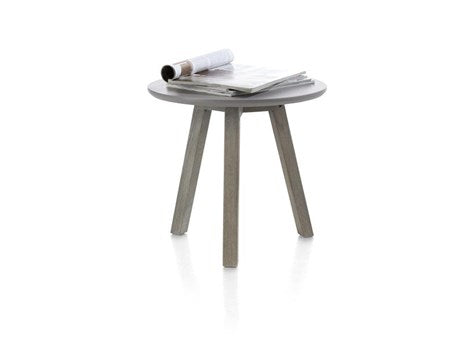 Coffee lamp tables diamond furniture avode round side table mozeypictures Gallery