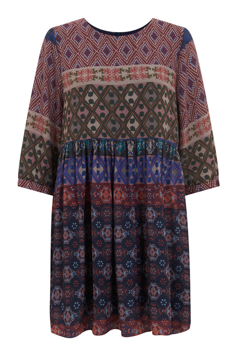 Jenny Native Bohemian Smock