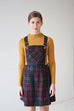 Ella Tartan Pinafore Dress