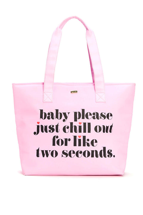 Just Chill Out Beach/Cooler Bag