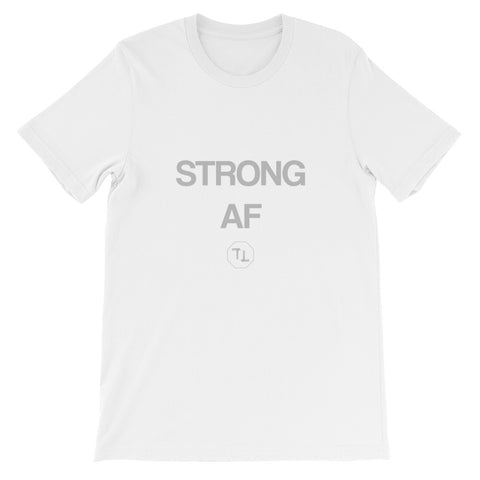 Strong As F*ck Athletic Tee