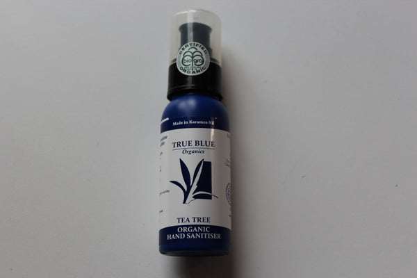 Tea Tree Oil Hand Sanitiser 60ml