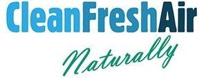 Clean Fresh Air - Naturally's logo