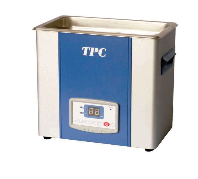 Image of TPC Dentsonic UC 400 Ultrasonic Cleaner